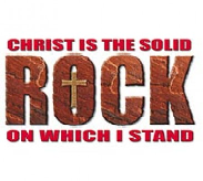 Christ the solid rock