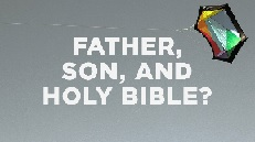 father son and holy bible