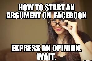 FacebookOpinions
