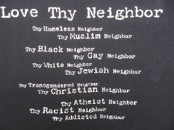 LoveThyNeighbor